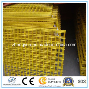 PVC Coated Welded Wire Mesh Panel pictures & photos