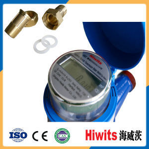 Cheap Digital Electronic 15mm-20mm Mbus RS485 Remote Control Water Meter pictures & photos