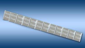 Lead Stick-on/ Adhesive Wheel Weight (PB-4001)
