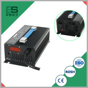 RoHS 84volts 10AMPS Electric Car LiFePO4 Battery Charger pictures & photos