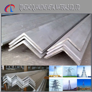 China AISI 304 Stainless Steel Angle Iron Sizes pictures & photos