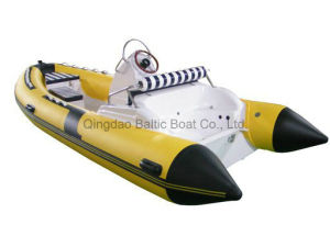 Inflatable Boats with Fiberglass Work Rigid 470 Ce pictures & photos