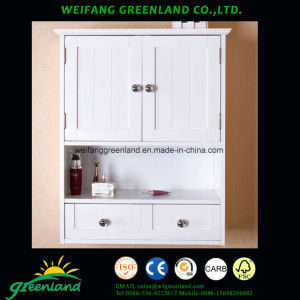 Good Quality Wood Panels Bathroom Cabinet pictures & photos