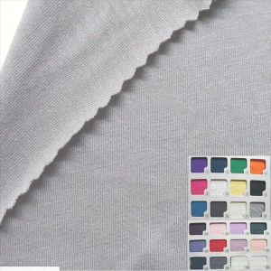 140G/M2 Bamboo Single Jersey T-Shirt Underwear Fabric pictures & photos