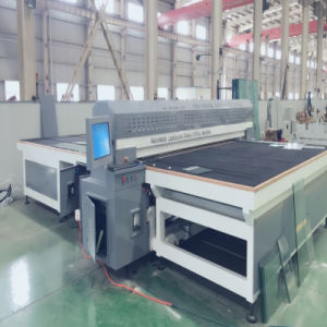 High Quality CNC Laminated Glass Cutting Machine/Cutting Table pictures & photos