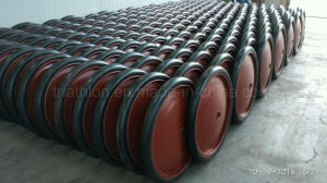 """20"""" 20X2 26"""" 26X2.5 Solid Rubber Wheel Tire 500 Kg Loading Weight pictures & photos"""