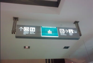 Project Way Finding Light Box pictures & photos