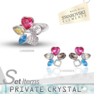 Fashion Hot Earring Made with Swarovski Elements (110020)
