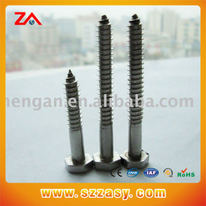 DIN7981 Series M6 Stainless Steel Screw pictures & photos
