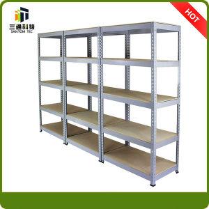 Warehouse Steel Shelf, Light Duty Metal Rack pictures & photos