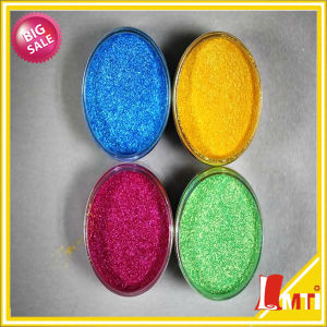 Glitter Inorganic Gold Mica Powder for Paint pictures & photos