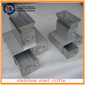 Stainless Steel Riffle Box (MFQ-2)