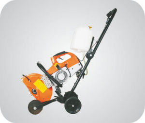 Portable Concrete Cutter with Water Tank and Frame pictures & photos