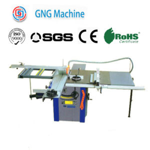 Heavy Duty Woodworking Sliding Table Saw pictures & photos