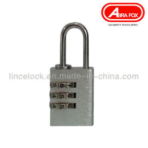 Aluminium Alloy Combination Padlock (501) pictures & photos
