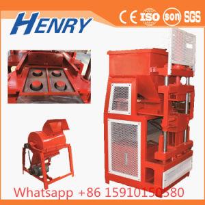 Hr2-10 Full Automatic Lego Clay Interlocking Bricks Machinery Eco Bravas Brick Making Machine in Price pictures & photos