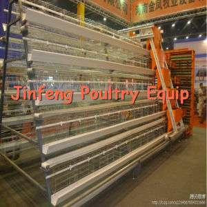 (JF2016) Layer Broiler Pullet Automatic Chicken Cage System of Poultry Farm Equipment pictures & photos