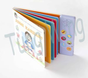 3 Buttons Children′s Sound/Music Book pictures & photos