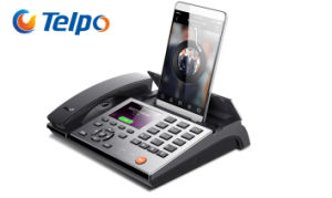 Telpo Best Price VoIP Adapter Business VoIP Smart Phone pictures & photos