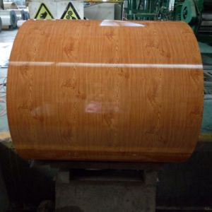 PPGI/Color Coated Steel Coil of Wooden Designs pictures & photos