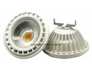 15W AR111 LED Spot Down Lights with GU10 G53 LED Base pictures & photos