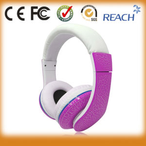Super Bass Headphones/Stylish Headphone Without Logo CE RoHS Standard pictures & photos