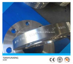 A105 Sorf Raise Face Carbon Steel Slip on Flange pictures & photos