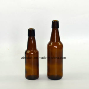 New Arrival 330ml Swing Top Beer Bottle Amber Color pictures & photos