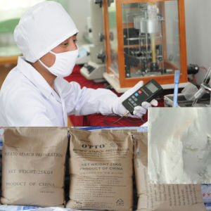 Export Potato Starch pictures & photos