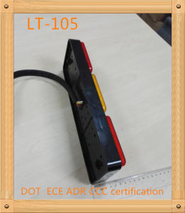 Tail/Stop/Turn Signal/Reverse Lamp Lt-105 E4 Adr Certification pictures & photos