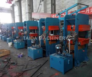 Xlb-Dq800X800 Rubber Waterstop Compression Plate Vulcanizing Press Machine Vulcanizer pictures & photos