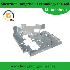 Custom OEM Sheet Metal Fabrication Components pictures & photos
