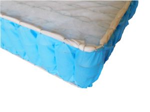 Super Soft Latex Mattress Topper Pillow Top Pocket Spring Mattress pictures & photos