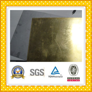 Cuzn37 Brass Sheet pictures & photos