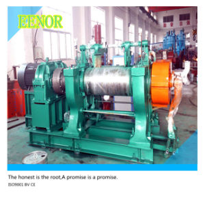 Fine Quality Rubber Open Mixing Mill Machinery / Reclaimed Rubber Making Plant / Rubber Open Mixing Mill Machinery pictures & photos