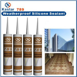 Building Supplies Acetic Glass Silicone Sealant (kastar789) pictures & photos
