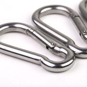 Zinc Iron Steel Hammock Carabiner Hook pictures & photos