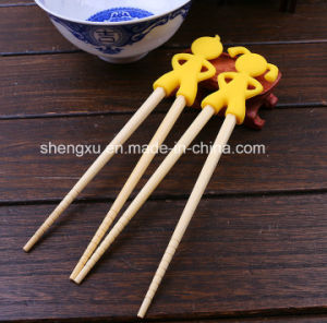 Nice Design Chinese Wood Bamboo 22.5cm Length Chopsticks Sx-A19 pictures & photos