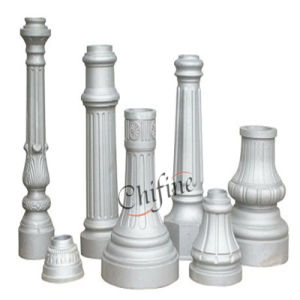 Sand Cast Aluminum Alloy Street Lighting Pole Base pictures & photos