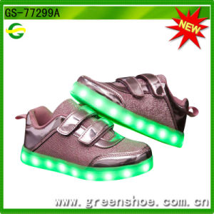 Christmas Gifts LED Flashing Shoes That Light up to Children pictures & photos