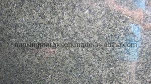 Crystal Green Polished Solid Surface Granite Slab