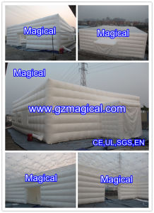 High Quality PVC Tarpaulin Inflatable Tent, Waterproof and Fireproof Inflatable Tent (MIC-903) pictures & photos