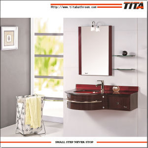 Counter Top Wash Basin/Wash Basin/Glass Vanity Unit (TH084) pictures & photos