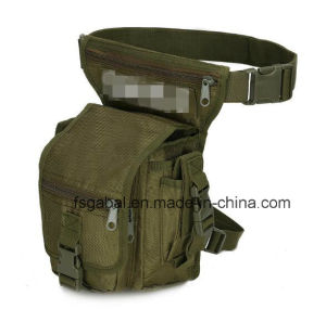 Outdoor Camouflage Military Gear Sports Waist Leg Bag for Hunting pictures & photos