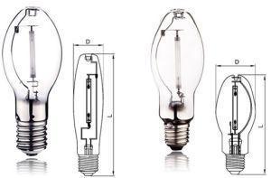 ANSI Standard Sodium Lamp Lu 70W/100W/150W/250W/400W/1000W pictures & photos