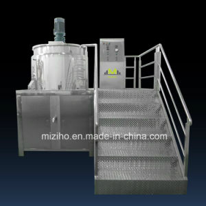 Shampoo & Shower Gel Mixing Machinery pictures & photos