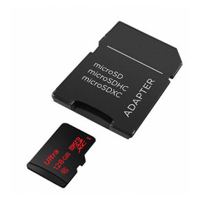 128GB TF Card Ultra Micro SD Memory Card Microsd with Adapter pictures & photos