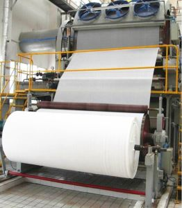 Culture Paper Machine for High Grade Writing Paper pictures & photos