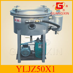 Peant Oil Filter Machine Cooking Oil Vacuum Filter (YLJZ 50-1/2) pictures & photos