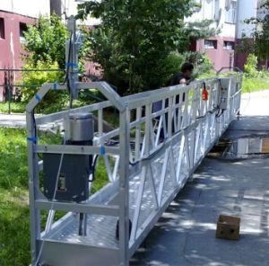 Mast Climbing Work Platform Hanging Platform (ZLP500) pictures & photos
